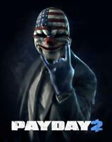 Payday 2 Steam | Steam Key | PC | Digital | Worldwide