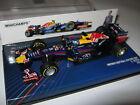 1:43 RED BULL RB9 S. Vettel 2013 410130001 MINICHAMPS Neu OVP