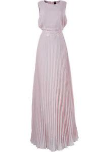 Kleid Gr. 40 Flieder Damen Abendkleid Eventkleid Maxikleid Partykleid Neu R-Ware