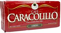 Cafe Caracolillo Cuban Espresso Ground Coffee 227 g