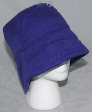 LANDS END - Purple - Anti Static - Acrylic Knit BUCKET Style HAT size S *NICE