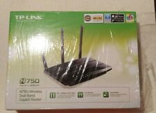 TP-Link Rocket M5 450+300Mbps 4-Port Gigabit Wireless N Router (TL-WDR4300)