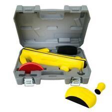6 Piece Advanced Sanding Block Kit - Suits HookNLoop Strips & Discs Bodyshop Car
