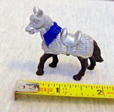 Safari Ltd. Knights War Horse Blue