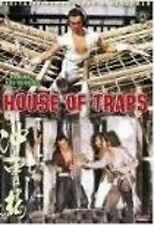 HOUSE OF TRAPS* DVD NEW (STARRING THE VENOMS)