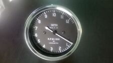 Smiths Tachometer 80 mm fitment M12x1 thread Replica 2 :1 (12,000 rpm)