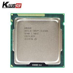 Intel SR0RR Core i5 3330s 2.7GHz LGA1155 Quad-Core CPU Processor