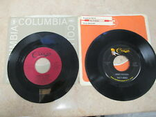 2 Cuca Label Vinyl Singles The T-Bones and Dave Kennedy & Ambassadors