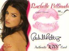 2003 Benchwarmers Rachelle Pettinato Auto/Kiss 10/10