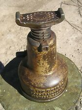 "WW2 German original jack-screw for tank 6 tons ""Blitz"""