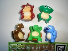KINDER SURPRISE SET - NATOONS CUTE FOREST ANIMALS SMALL SET 2011 - FIGURES