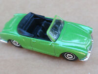 Matchbox 69 TYPE 14 KARMANN GHIA CONVERTIBLE from 5 pack LOOSE Green