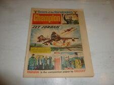 CHAMPION FUMETTO (1966) - Data 26/03/1966 - UK PAGINE FUMETTO