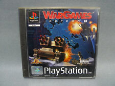 Playstation 1 - Wargames Defcon 1 - PS 1