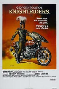 """Knightriders Poster 27""""x40"""""""