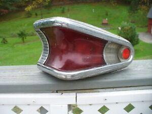 Vintage 1957 MERCURY MONTCLAIR LH MRST-57 CRUISER FOMOCO OEM Left TAIL LIGHT