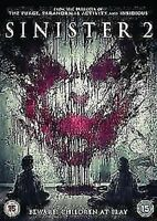 Sinister 2 Nuovo DVD (EO51925D)