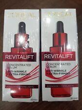L'Oreal Paris Revitalift Concentrated Serum 30ml x 2 bottles