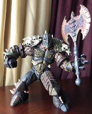 "Spawn Dark Ages Black Knight Loose 7"" Action Figure McFarlane 1998 Vintage"
