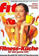 Fit for Fun. Fitnessküche für das ganze Jahr | Buch | Zustand gut