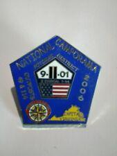 Royal Rangers National Camporama Potomac District 9-11-01 memorial pin 2006