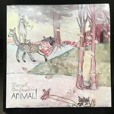 Margot and the Nuclear So and So's Rare Vinyl Set | Animal! | Broadripple Single