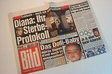 BILDzeitung 10.02.1998 Februar 10.2.1998 Geschenk 22. 23. 24. 25. Geburtstag