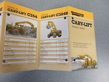 Rare Pettibone Cary-Lift Pocket Guide
