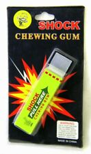 Shock Chewing Gum