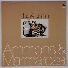 GENE AMMONS & DODO MARMAROSA: Jug & Dodo USA Prestige Jazz 2x LP VG++