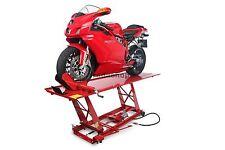 Motorradhebebühne, Hebebühne, 300 Pneumatisch und Hydraulisch, mit CE, NEU