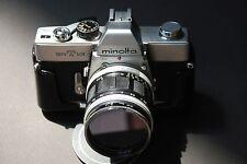 1968-69 Minolta SRT 101 - Film SLR 35 mm Camera