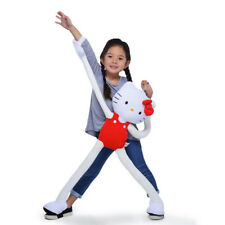 Stretchkins Hello Kitty Life-size Plush Toy That You Can Play, Dance, Exercise