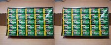 2 Box Clorets Breath Freshening Gum 100 packs - 4 piece plus 1 Free