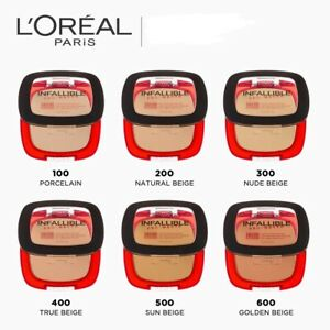L'Oreal Infallible Pro-Matte 16Hr Powder - Choose Your One Shade - New