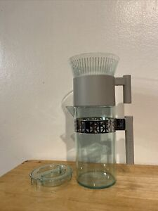Starbucks Iced Coffee Brewer Maker Cold Brew Pour Over Style Used