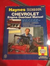 Chevrolet Engine Overhaul Manual Haynes Techbook