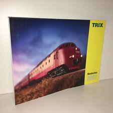 Catalogue / Katalog TRIX Neuheiten 2007 (en Allemand) TRAINS / BAHN - DC03B