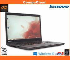 "Lenovo T450s 14"" Laptop i7-5600u 2.6GHz, 12GB RAM, 256Gb SSD, Win 10 Touchscreen"