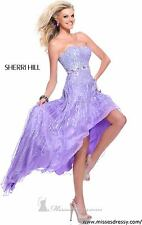 Sherri Hill style 8503 Lilac size 4-Prom-Home Coming-Military Ball