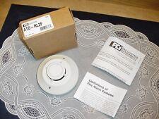 Fci Fire Controls Instruments Atd Rl2f Fire Alarm Heat Detector Sensor Head New