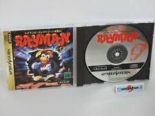 Sega Saturn RAYMAN Ray Man Ref/3199 Japan Game ss
