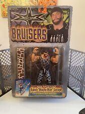 "WCW Randy ""Macho Man"" Savage BRUISERS Figure 1999 Toybiz WWE Mattel JAKKS TNA"