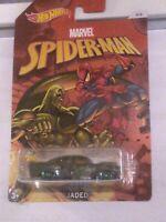 2017 Hot Wheels Marvel Spiderman  JADED  #4  Scorpion