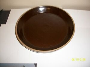 RED WING MINNESOTA STONEWARE PIE PLATE