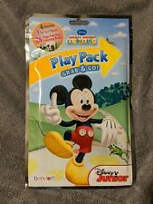 Mickey Mouse Clubhouse Play Pack Grab & Go - Crayons, Stickers, Coloring Book