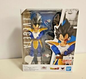 S.H. Figuarts Vegeta Scouter 2.0 Saiyan Dragon Ball Z DBZ Bandai BRAND NEW INBOX