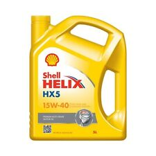 Shell Helix Hx5 15w-40 5 litres Jerrycans
