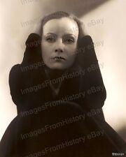 8x10 Print Greta Garbo Beautiful Portrait by Edward Steichen #GGES