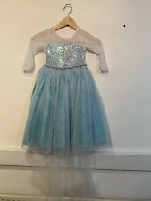 Disney Frozen Elsa dress age 3-4
